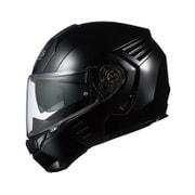 KAZAMI M ブラックメタリック [システムヘルメット]