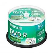 DRD120WPE.50SP [録画用DVD-R インクジェットプリンター対応 ひろびろ美白レーベル 120分 50枚スピンドルケース]