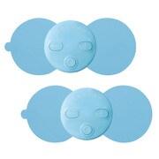 HCM-CP01BU2 [家庭用低周波治療器 エクリア リフリー 2個入り ブルー]