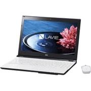 PC-NS700EAW [LAVIE Note Standard NS700/15.6型ワイド/Core i7-6500U/HDD 1TB/8GB/ブルーレイドライブ/Windows 10 Home 64ビット/Office H&B Premium プラス Office 365 サービス/ホワイト]