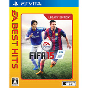 EA BEST HITS FIFA 15 [PS Vitaソフト]