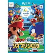 マリオ&ソニック AT リオオリンピック TM [WiiUソフト]