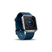FB502SBUL-JPN [Fitbit スマートフィットネスウォッチ Blaze Large Blue(ブルー)]