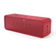 A3102091 [SoundCore ポータブル Bluetooth4.0 スピーカー red]