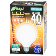LDG4L-G AG22 [LEDボール球 40W相当 密閉器具対応 全方向タイプ E26/3.6W 電球色]