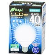 LDG4D-G AG22 [LEDボール球 40W相当 密閉器具対応 全方向タイプ E26/3.6W 昼光色]