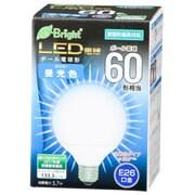 LDG6D-G AG22 [LEDボール球 60W相当 密閉器具対応 全方向タイプ E26/5.7W 昼光色]