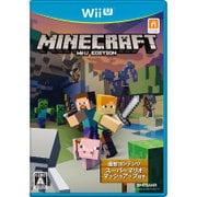 MINECRAFT: Wii U EDITION [Wii Uソフト]