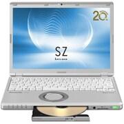 CF-SZ5WDKPR [Let's note(レッツノート) SZ5シリーズ/12.1型/HDD1TB/メモリ8GB/DVDスーパーマルチドライブ/Windows 10 Home 64ビット/Office搭載/シルバー]