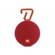 CLIP2 RED [スプラッシュプルーフ(IPX7)対応 Bluetoothスピーカー レッド]