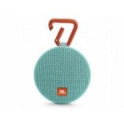 CLIP2 TEAL [スプラッシュプルーフ(IPX7)対応 Bluetoothスピーカー ティールブルー]