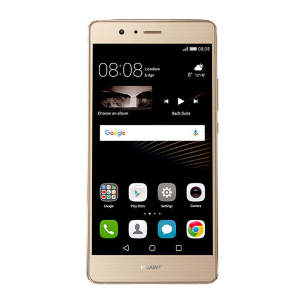 VNS-L22-GOLD [P9 LITE 51090LVJ Android 6.0搭載 5.2インチ液晶 SIMフリースマートフォン Gold(ゴールド)]
