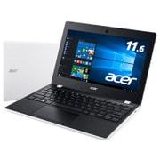 AO1-132-N14N/W [Aspire One 11/11.6型/Celeron N3050/HDD32GB/メモリ4GB/ドライブレス/Windows10 Home64ビット/KINGSOFT Office 2013 Standard/クラウドホワイト]