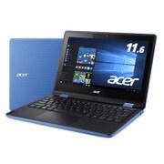 R3-131T-A14N/B [Aspire R11/11.6型/Celeron N3060/HDD32GB/メモリ4GB/ドライブレス/Windows10 Home64ビット/KINGSOFT Office 2013 Standard/スカイブルー]