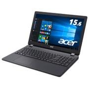 ES1-571-N14D/K [Aspire E 15/15.6型/Celeron 2957U/HDD500GB/DVDスーパーマルチドライブ/メモリ4GB/Windows10 Home64ビット/KINGSOFT Office 2013 Standard/ダイヤモンドブラック]