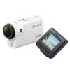 激しいブレも抑えて高精細な映像を撮影できるソニー4K対応アクションカム「FDR-X3000R」予約受付開始