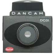 DANCAM DC-01 [ダンボール製一眼レフカメラ 組立てキットスペシャル ブラック]