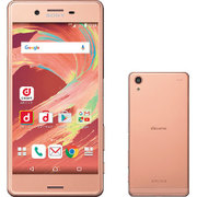 Xperia X Performance SO-04H Rose Gold [スマートフォン]