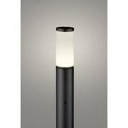 OG254657LD [LEDガーデンライト 電球色 白熱灯60W相当 ねじ込式 防雨型 明暗センサ搭載 地上高700]