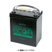 ECT-50B24L [自動車用バッテリー 電解液注入済]