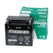 YTX14-BS GSユアサバッテリー [バイク用バッテリー 電解液注入済]