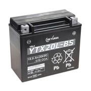 YTX20L-BS GSユアサバッテリー [バイク用バッテリー 電解液注入済]