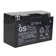 GT7B-4 台湾GS [バイク用バッテリー 電解液注入済]