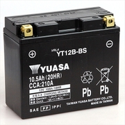 YT12B-BS 台湾ユアサ [バイク用バッテリー 電解液注入済]