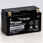 YT7B-BS 台湾ユアサ [バイク用バッテリー 電解液注入済]