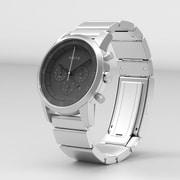 WN-WC01S [wena wrist(ウェナ リスト) Chronograph(クロノグラフ) シルバー]