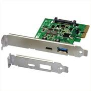 REX-PEU31-AC [USB3.1 PCI Expressボード Type-A/Type-C]