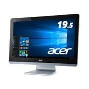 AZC700-N14F [Aspire ZC/19.5インチ/Celeron/メモリ4GB/HDD1TB/DVDスーパーマルチドライブ/Windows10 Home64ビット/Kingsoft Office 2013 Standard (30日間体験版)/ブラック]