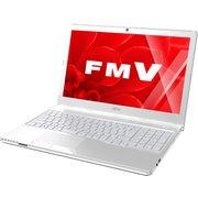 FMVA47WWC [LIFEBOOK AH47/W 15.6型ワイド/Core i7/メモリ8GB/SSD256GB/DVDスーパーマルチドライブ/Windows 10 Home 64ビット/Microsoft Office Home and Business Premium プラス Office 365 サービス/アーバンホワイト]