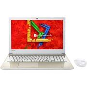 PT75AGD-BJA2 [dynabook T75 15.6インチ/メモリ16GB/1TBハイブリッドドライブ/ブルーレイドライブ/ Windows10 Home/Office Home & Business Premium プラス Office 365 サービス サテンゴールド ヨドバシオリジナル]