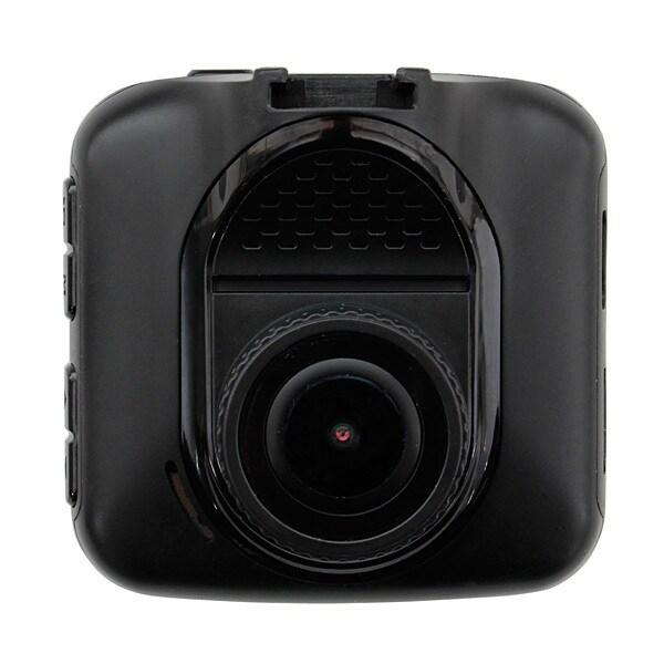 OWL-DR04-BK [ドライブレコーダー 2.4インチ液晶 FULL HD 広角156°レンズ 12/24V対応 ブラック]