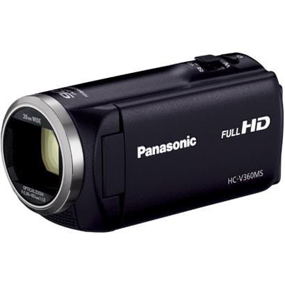 HC-V360MS-K [デジタルハイビジョンカメラ 16GB ブラック]