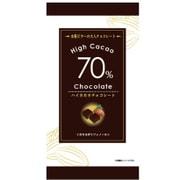 クリート カカオ70%チョコレート 122g [菓子]