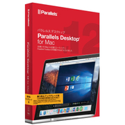 Parallels Desktop 12 for Mac Retail Box Com Upg JP 乗り換え版 [Macソフト]
