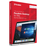 Parallels Desktop 12 for Mac Retail Box 5 Units JP 5L