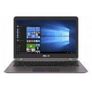 UX360UA-6500 [ZenBook Flip 13.3型ワイド タッチパネル搭載/Core i7-6500U/メモリ 8GB/SSD 512GB/ドライブレス/Windows 10 Home/KINGSOFT Office Standard 30日間無料体験版/グレー]