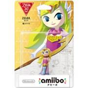 amiibo ゼルダ【風のタクト】 (ゼルダの伝説シリーズ) [Wii U/New3DS/New3DSLL ゲーム連動キャラクターフィギュア]