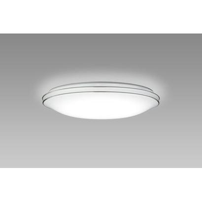 HLDCKB0892SG [LEDシーリング 調色/感震センサー/Wシルバー飾/~8畳]