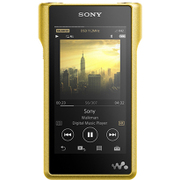 NW-WM1Z N [メモリーオーディオ WALKMAN(ウォークマン) Signature Series WM1シリーズ 256GB ゴールド ハイレゾ音源対応]