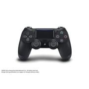 プレイステーション4 ワイヤレスコントローラー DualShock 4 ジェットブラック [CUH-ZCT2J]
