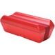 三好製作所 GEL-COOL 保冷剤一体型ランチボックス fitシリーズ PECO(凹) レッド