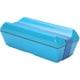三好製作所 GEL-COOL 保冷剤一体型ランチボックス fitシリーズ PECO(凹) ブルー
