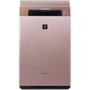 KI-GX100-N [高濃度プラズマクラスター25000 加湿空気清浄機 (プラズマクラスター26畳まで 加湿41畳まで 空気清浄46畳まで) ゴールド系]
