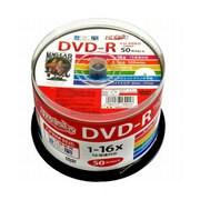 HDDR12JCP50 [録画用 CPRM対応 DVD-R 50枚スピンドル]