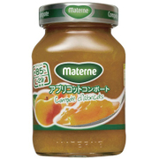 Materne(マテルネ) アプリコット・コンポート 300g