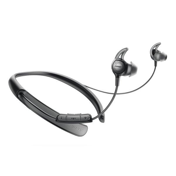 QuietControl 30 wireless headphones ブラック [ワイヤレスヘッドホン Bluetooth対応]